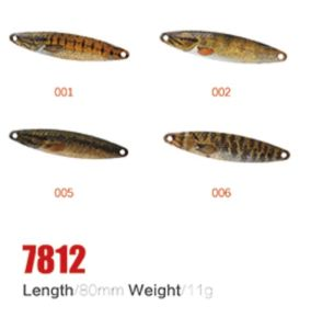 Wholesale 80mm 11g Fishing Spoon Lures pictures & photos
