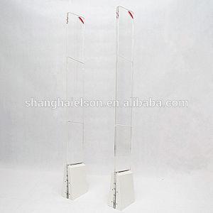 White Acryl Intelligent Supermarket Security Burglar Alarm System (AJ-RF-SYSTEM-010) pictures & photos