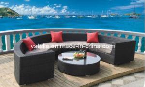 Rattan Garden Outdoor Patio Wicker Sofa pictures & photos
