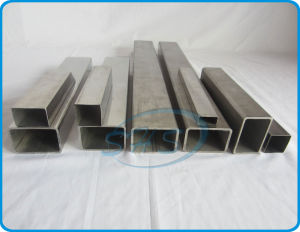 Stainless Steel Square & Rectangular Tubes for Decoration
