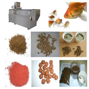 Excellent Quality Best Price Floating and Sinking Fish Feed Pellelt Machine pictures & photos