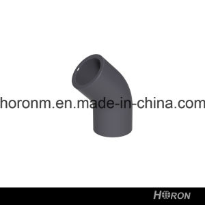 Water Pipe-UPVC Pipe Fitting-PVC Sch80 45 Deg Elbow-UPVC Elbow-PVC Elbow