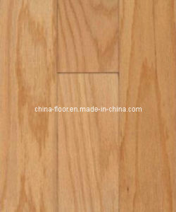 Cheap Glueless Light Oak Laminated Timber Flooring for Kitchen pictures & photos
