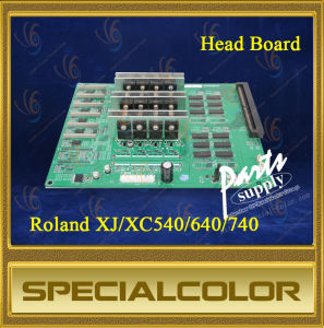 Head Board for Roland Xj/Xc540/640/740 pictures & photos