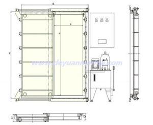 Marine Weathertight Steel Door/Steel Watertight Door