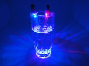 LED Flashing Tableware with Non-Toxic/Non-Flammable pictures & photos