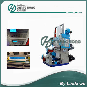 1+1 2color Plastic Package Printing Machine (CH802-800F) pictures & photos