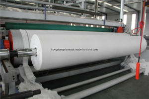 Short Fiber Needle Punched Non Woven Geotextile pictures & photos