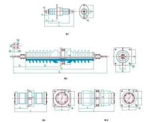 China Composite Pin, Suspension, Post, Crossarm Insulator - China Composite Insulator, Polymer Insulaotor pictures & photos