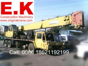 40ton Used Original Japanese Hydraulic Kato Mobile Crane (NK400E) pictures & photos