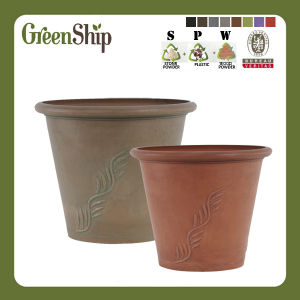 High Quality Plastic Flower Pots