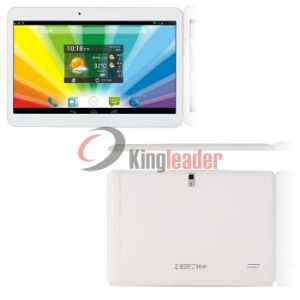 "10.1""Android 4.4 Dual-Core 3G and IPS Screen Tablet PC with CE (K105-3G) pictures & photos"