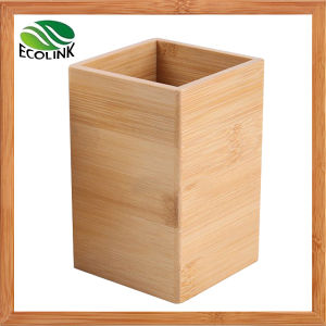 Natural Bamboo Pen Holder / Pen Cup / Pen Container pictures & photos
