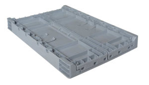 Industrial-Strength Plastic Moving Boxes for Automotive Accessories pictures & photos