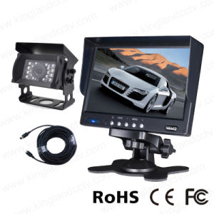 "7"" Weatherproof Vehicle Backup Rear View System pictures & photos"