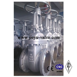 "Wedge Gate Valve 150lb 10"" pictures & photos"