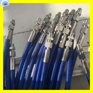 Flexible Metal Hose Flexible Metal Pipe with Ss Wire Covered pictures & photos