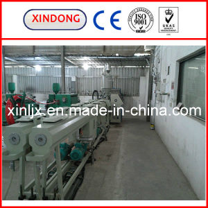 Double PE Pipe Production Line pictures & photos