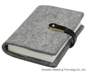 Leather USB Flash Drives, Note Book USB Drives pictures & photos