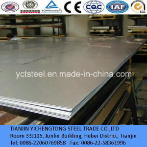 4′x8′ Stainless Steel Plate with Hl Surface pictures & photos