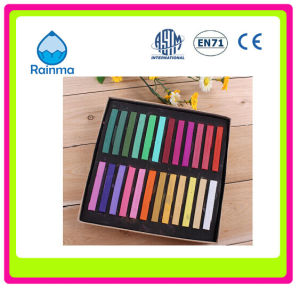 High Quality Oil Soft Pastels with Cube Stick pictures & photos