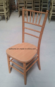 Solid Beech Wood Chiavari Chair for Sale pictures & photos