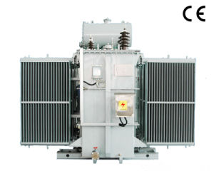 35kv S9 Series Electric Power Transformer (S9-2500/35) pictures & photos