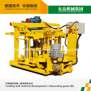Concrete Brick Machine Turkey Qt40-3A Dongyue Machinery Group pictures & photos