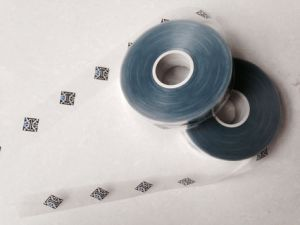 Strapping Tape Heat Sealing Plastic Banding Tape pictures & photos