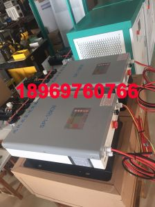 1.5kw Three Phase AC Pump Solar Pump Inverter for Thin Film Solar Panels System pictures & photos