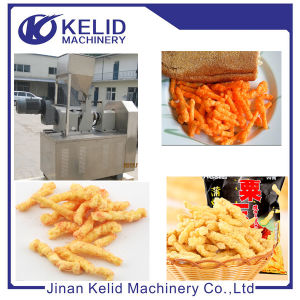 Fully Automatic Industrial Corn Curls Machine pictures & photos
