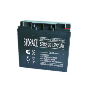 12V Lead Acid Battery, Storage VRLA Battery 20ah (SR20-12) pictures & photos