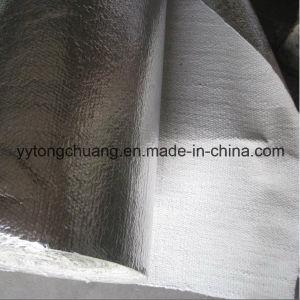 Refractory Fabric Ceramic Fiber Cloth with Aluminium Foil pictures & photos