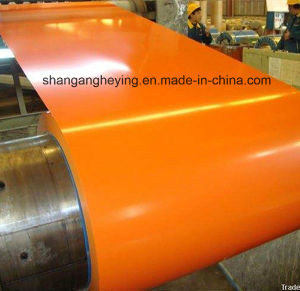 Full Hard Cold Rolled Galvanized Steel/PPGI Steel Coil for Floor or Roofing Material pictures & photos