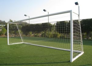 Futsal Aluminum Football Goal Frame pictures & photos