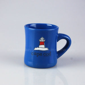 Custom Small Order of Different Shape Ceramic Mug pictures & photos