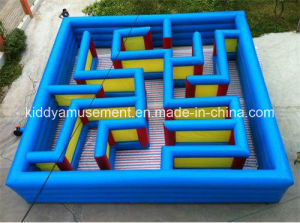 Small Labyrinth Inflatable Maze for Inflatable Sports Games pictures & photos