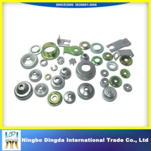 Steel Sheet Stamping Part with Punch Holes pictures & photos