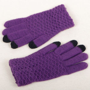New Knitting Phone Soft Touch Screen Gloves Wholesale pictures & photos
