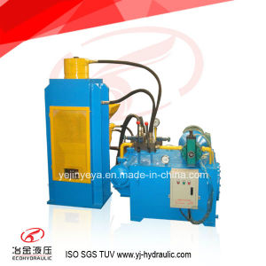 Hydraulic Scrap Aluminum Briquetting Machine with High Quality (SBJ-150A) pictures & photos