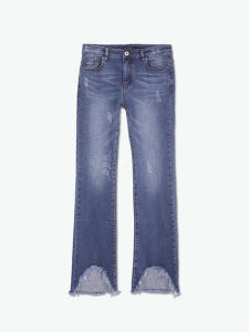 New Arrival Fashion Denim Jeans for Women pictures & photos