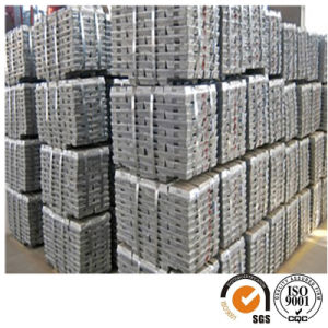High Purity Tin Ingot 99.99% /99.95%/99.9% pictures & photos