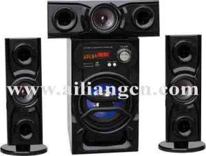 New Home Threater Speaker 3.1 Speaker with Cheap Price (USBFM-35E)