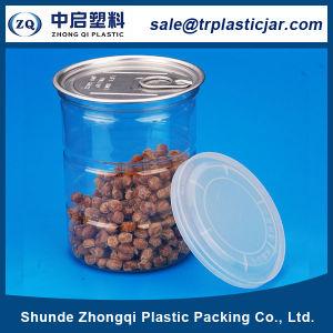 2016 Hot Sell 550ml Plastic Mason Jar