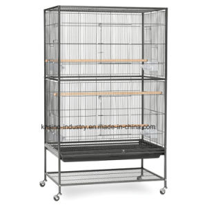 Large Parrot Bird Cage Model Bc103 Popular in European and American Market pictures & photos