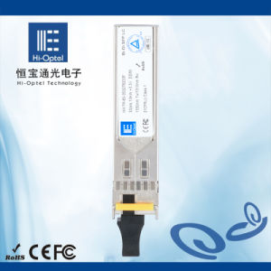 SFP Bi-Di 155M~10G Made in China Up to 120KM pictures & photos