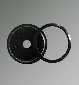 LED Lighting Lamp Aluminum Alloy Die Casting Circular Ring pictures & photos