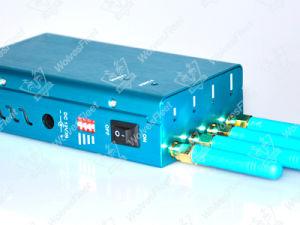 High Power Handheld Signal Jammer GPS Anti-Tracking Blocker pictures & photos