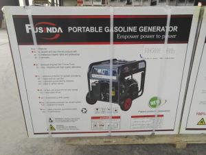 High Quality 2kw Gasoline Generator pictures & photos