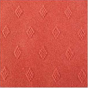 Single Color Velour Jacquard Carpet pictures & photos
